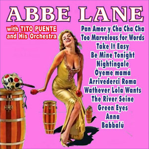 Pan Amor Y Cha Cha Cha - Abbe Lane with Tito Puente