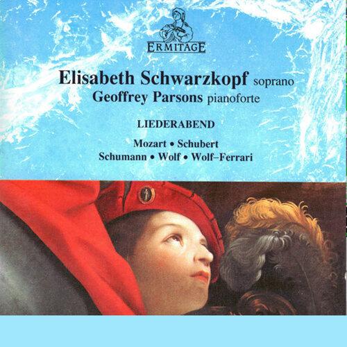 Elisabeth Schwarzkopf, Geoffrey Parsons: Liederabend