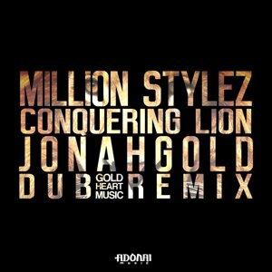 Conquering Lion - Jonahgold Dub Remix