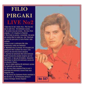 Pirgaki Filio Live No. 2