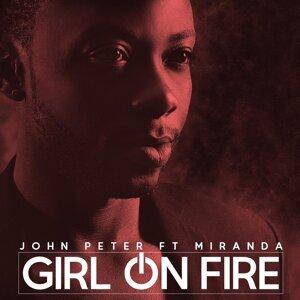 Girl on Fire (feat. Miranda)