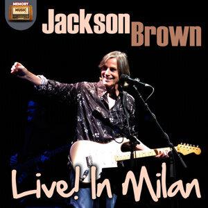 Jackson Browne Live in Milan