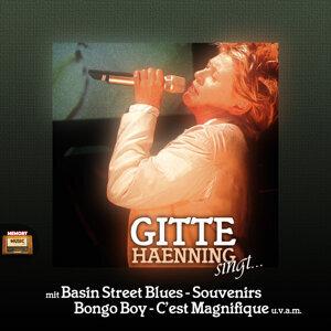 Gitte Haenning singt