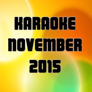 Karaoke November 2015