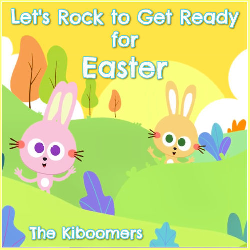 Let's Rock to Get Ready for Easter
