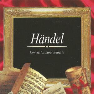 Georg Friedrich Händel, Conciertos para orquesta