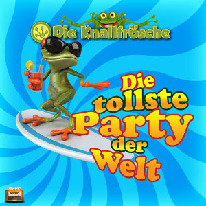 Die tollste Party der Welt