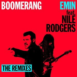 Boomerang (feat. Nile Rodgers) - The Remixes