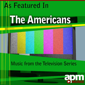 """As Featured in the TV Series """"The Americans"""" - EP"""