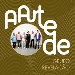 A Arte De Grupo Revelação - Live