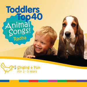 Toddlers Top 40 Animal Songs