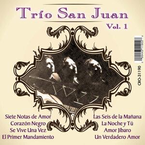 Inolvidables del Trio San Juan, Vol. 1