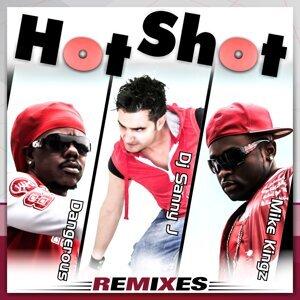 Hot Shot - Remixes