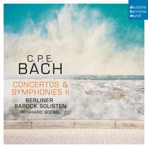 C.P.E. Bach: Concertos & Symphonies II