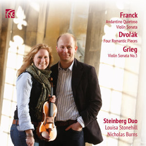 Franck, Dvořák & Grieg: Works for Violin & Piano