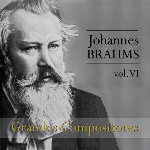 Johannes Brahms: Grandes Compositores, Vol. VI
