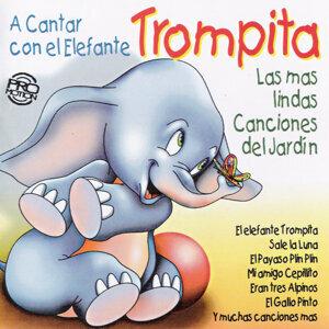 Las Mas Lindas Canciones del Jardín: A Cantar Con el Elefante Trompita