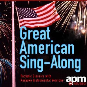 Great American Sing-Along:Patriotic Classics Karaoke