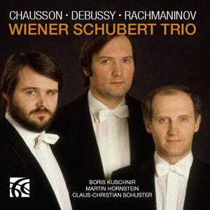 Chausson, Debussy & Rachmaninoff: Piano Trios