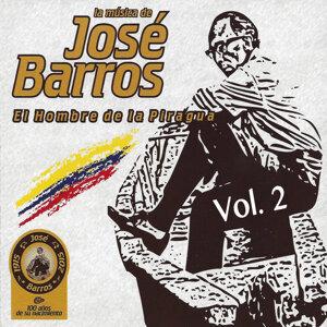 La Música de José Barros: El Hombre de la Piragua, Vol. 2