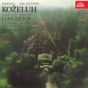 Koželuh: Clarinet & Bassoon Concertos