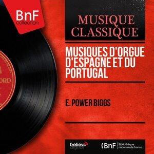 Musiques d'orgue d'Espagne et du Portugal - Mono Version