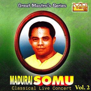 Madurai Somu - Classical Live Concert, Vol. 2