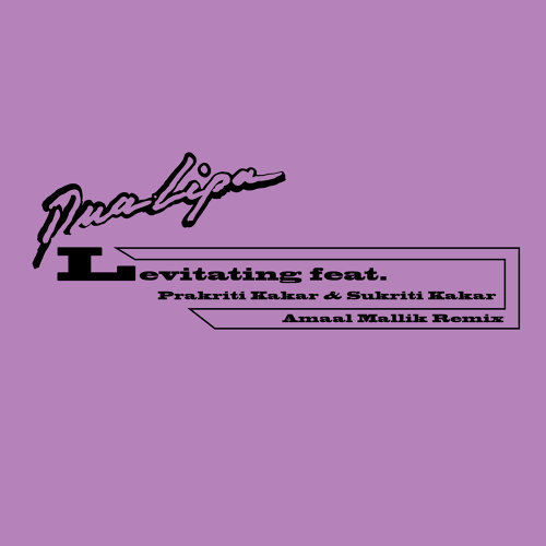 Levitating (feat. Prakriti Kakar & Sukriti Kakar) [Amaal Mallik Remix] - Amaal Mallik Remix