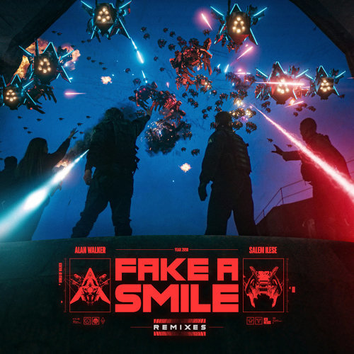 Fake A Smile - Remixes