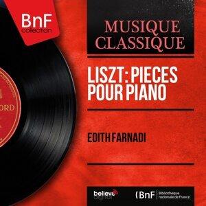 Liszt: Pièces pour piano - Mono Version