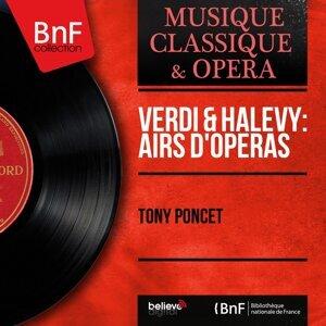 Verdi & Halévy: Airs d'opéras - Mono Version