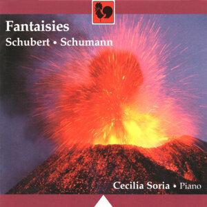 Schubert: Fantasy in C Major (Wandererfantasie), Op. 15, D. 760 - Schumann: Fantasie in C Major, Op. 17