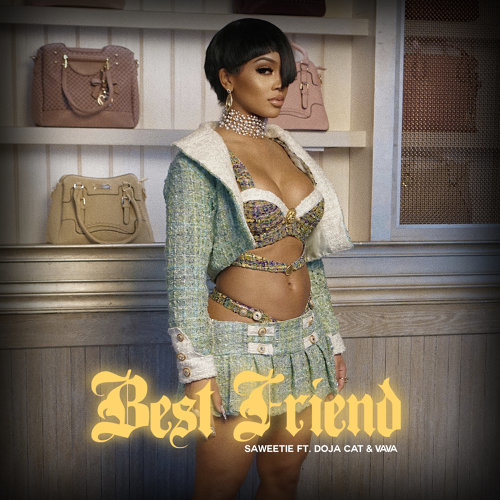 Best Friend (feat. Doja Cat & VaVa) [Remix]
