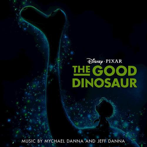 The Good Dinosaur (恐龍當家電影原聲帶) - Original Motion Picture Soundtrack