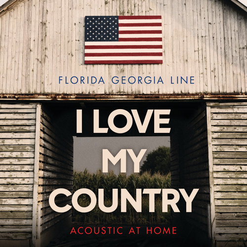I Love My Country - Acoustic At Home