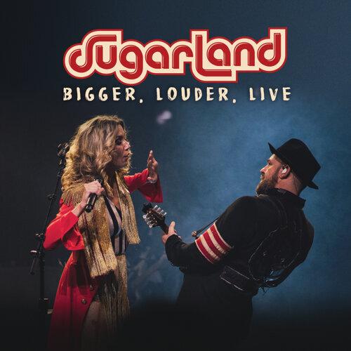 BIGGER, Louder, Live
