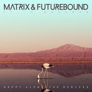 Happy Alone (feat. V. Bozeman) EP - Remixes