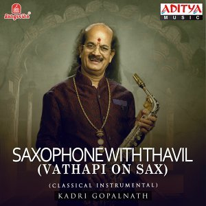 Saxophone with Thavil (Vathapi on Sax)