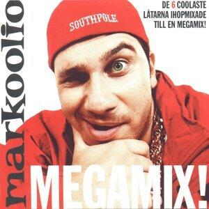 Megamix! - Gör det igen / Vi drar till fjällen / Sommar & sol / Mera mål / Sola & bada / Millennium 2