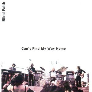 Can't Find My Way Home - Live