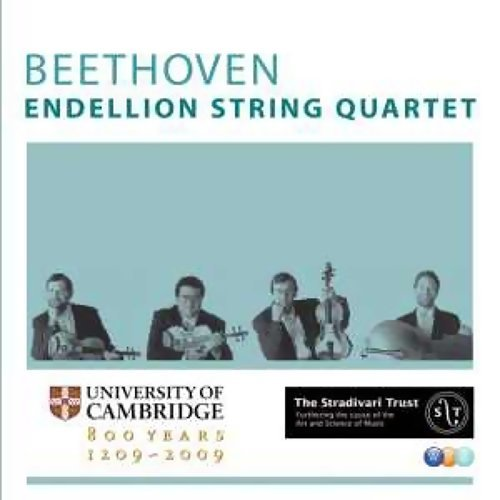 Beethoven : String Quartet in F major H34 [After Piano