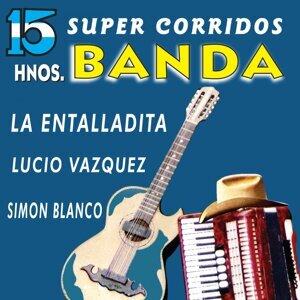 15 Súper Corridos