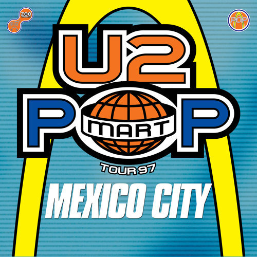 The Virtual Road – PopMart Live From Mexico City EP - Remastered 2021