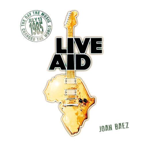 Amazing Grace - Live at John F. Kennedy Stadium, 13th July 1985