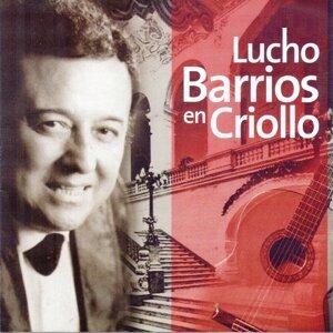 Lucho Barrios en Criollo