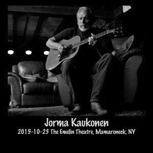 2015-10-23 Emelin Theatre, Mamaroneck, NY (Live)