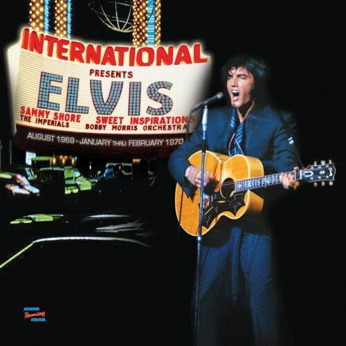Las Vegas International Presents Elvis