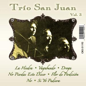Inolvidables del Trio San Juan Volumen 3