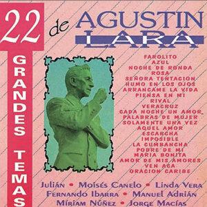 22 Grandes Poemas de Agustin Lara