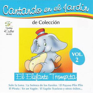 Cantando en el Jardín de Colección: El Elefante Trompita, Vol. 2